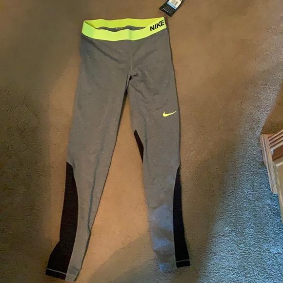 Nike pro Dri fit tights.  NWT.
